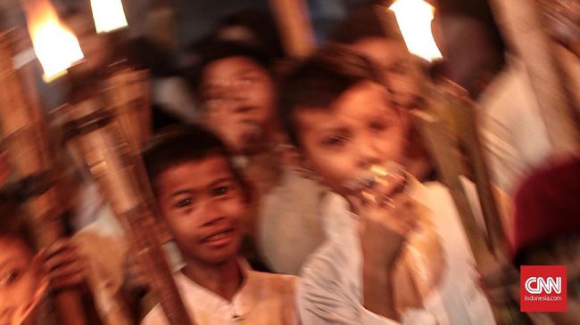 Perayaan Idul Fitri di Berbagai Negara