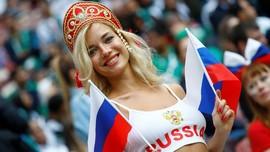 Piala Dunia, Wanita Rusia 'Dilarang' Bercinta Beda Ras
