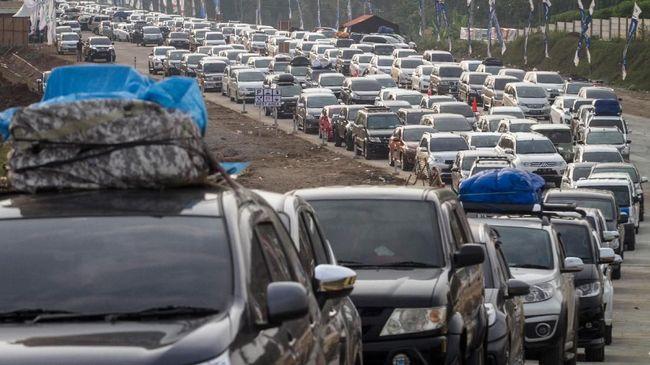 Kapolri Prediksi Jakarta dan Jabar Alami Kemacetan Arus Balik
