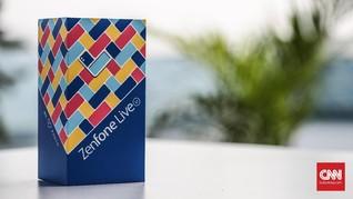 Asus Zenfone Live L1, Ponsel Sejutaan yang Bisa Diandalkan