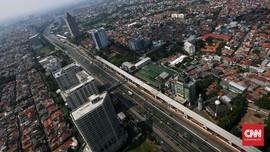 Pemerintah Suntik Modal Rp3,6 Triliun untuk PT KAI