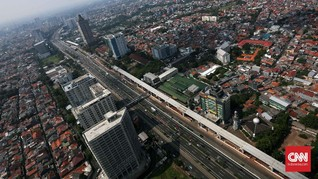 Ngabalin Tantang Prabowo Adu Data Soal Biaya Pembangunan LRT