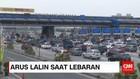Arus Kendaraan di Gerbang Toll Cikarang Utama