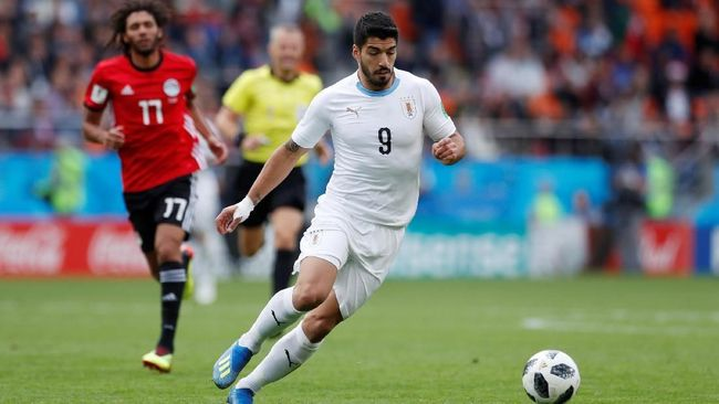 Jadwal Siaran Langsung Uruguay vs Saudi Arabia di Piala Dunia