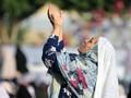 FOTO: Kumandang Lebaran dari Palestina dan Dunia