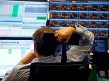 Terdampak Wall Street, Bursa Eropa Ditutup Melemah