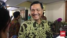 Luhut Minta Fahri Hamzah Hitung Sendiri Biaya Pembangunan LRT