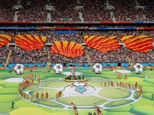 Meriahnya Pembukaan Piala Dunia 2018 Rusia