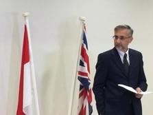 Jokowi Mau Pindahkan Ibu Kota RI, Inggris: Kami Akan Ikut