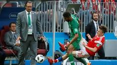 Pelatih Arab Saudi Terkejut Kalah 0-5 dari Rusia