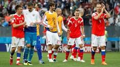 Rusia Percaya Bisa Kalahkan Spanyol di Piala Dunia 2018
