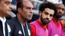 Panggilan Wajib untuk Mohamed Salah di Laga Rusia vs Mesir