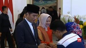 VIDEO: Lebaran Bersama Jokowi di Istana Bogor