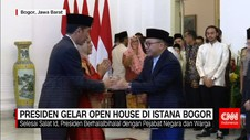 Presiden Jokowi Gelar Open House Idulfitri di Istana Bogor