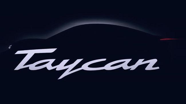 Taycan, Nama Mobil Listrik Porsche