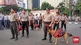 Jelang Lebaran 2019, Polisi Kawal Kawasan TMII