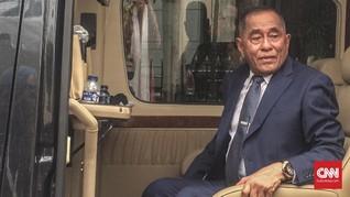 Menhan Sebut Ada 400 Warga Indonesia Bergabung ISIS