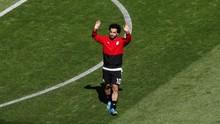 Timnas Rusia Siap Matikan Mohamed Salah di Piala Dunia
