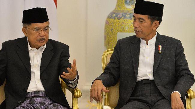 Peta Politik di Tangan MK, Jokowi-JK atau Prabowo-Anies