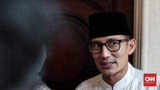 Sandiaga Uno Dukung Erick Thohir Tutup BUMN Sekarat