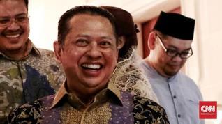 Bamsoet Sebut Lebih Baik PAN dan Demokrat Merapat ke Gerindra