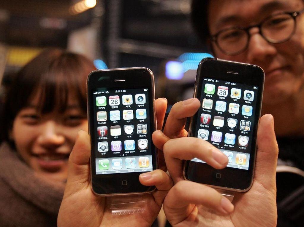 iPhone 3GS, Mantan Ponsel Idaman yang Kini Dijual Lagi
