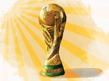 Berapa Nilai Trofi Piala Dunia? Rp 279 Miliar