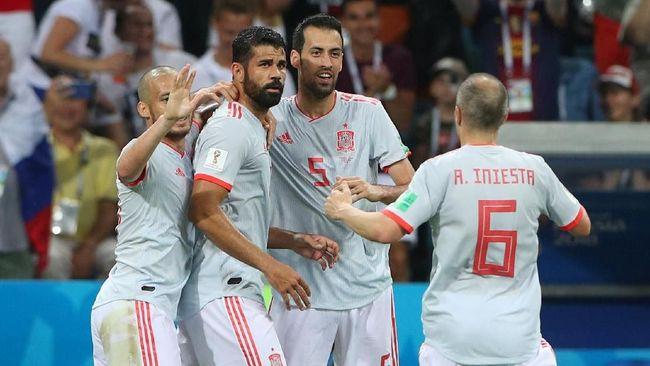 Jadwal Siaran Langsung Iran vs Spanyol di Piala Dunia 2018
