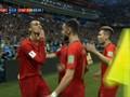 VIDEO: Selebrasi Gol Ronaldo yang Diduga Ejek Messi