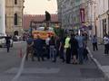 Taksi Terobos Kerumunan di Moskow Lukai 8 Orang