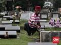 Belasan Nisan Makam di Magelang Dirusak, Polisi Periksa CCTV