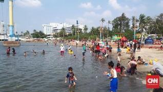 Pantai Ancol Aman dari Tsunami Selat Sunda