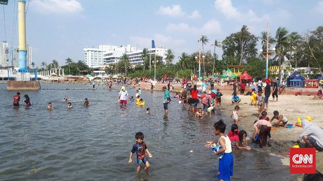 Sambut HUT Jakarta, Hari Ini Masuk Ancol Gratis