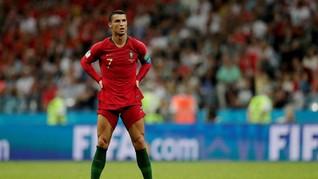 Polling CNNIndonesia.com: Gol Ronaldo Paling Berkelas