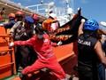 KM SInar Bangun Tenggelam, BNPB Sebut 30 Penumpang Selamat