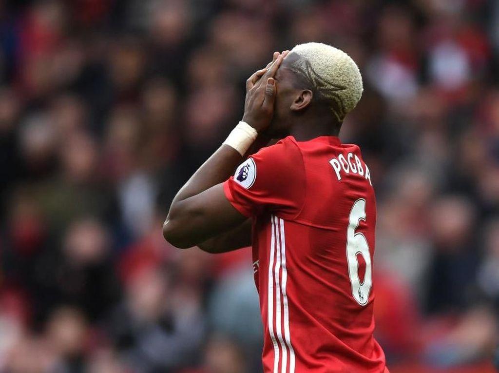 Gaya Rambut Nyentrik Paul Pogba, Harapan Prancis di Piala Dunia 2018