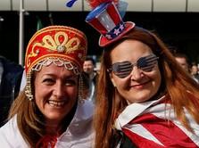Tak Lolos, Fans AS & China Tetap Borong Tiket Piala Dunia