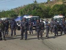 Kerusuhan Pecah, Papua Nugini Deklarasikan Keadaan Darurat