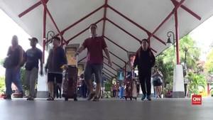 VIDEO: Arus Liburan di Bali Diprediksi Terus Meningkat