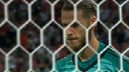 VIDEO: Blunder De Gea Berujung Gol Kedua Ronaldo