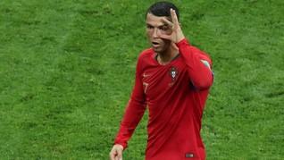 Ronaldo Pimpin Daftar Top Skor Piala Dunia 2018
