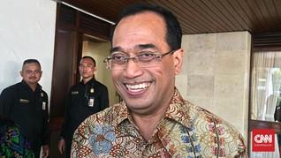 Arti Bali Bagi Menhub Budi Karya Sumadi