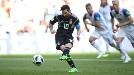 Prediksi Timnas Argentina vs Kroasia di Piala Dunia 2018