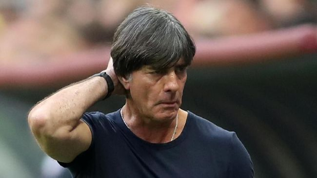 Really Joachim Low Resigns from German Coach Chairs?