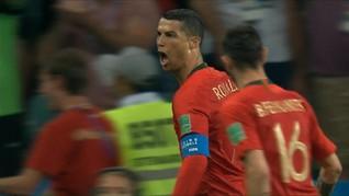 VIDEO: Perbandingan Ronaldo dan Messi dalam Eksekusi Penalti