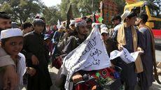Taliban Tolak Ide Trump Tarik Pasukan Secara Bertahap