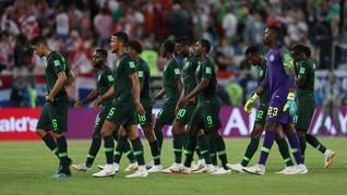 Jadwal Siaran Langsung Nigeria vs Islandia di Piala Dunia