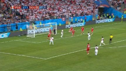 VIDEO: Highlights Peru vs Denmark di Piala Dunia 2018