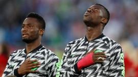 Ayah Obi Mikel Diculik Empat Jam Jelang Nigeria vs Argentina