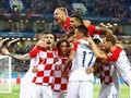 Kostum Baru Barcelona Disindir Timnas Kroasia